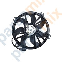 C4 PİCASSO+GRAND Fan Motoru