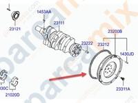 232002A502 ORJINAL Volant