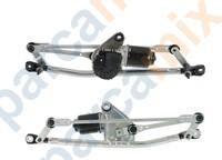 1371045080 ORJINAL Ön Silecek Motor ve Mekanizması