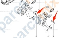 Debriyaj pedal lastiği