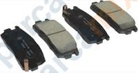 MGA55337 MGA Arka Disk Fren Balatası