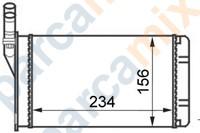 812005 VALEO Kalorifer Radyatörü